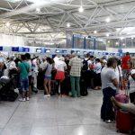45.839.842 επιβάτες στο 8μηνο στα αεροδρόμια | Ελληνική Οικονομία