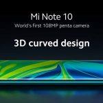 Η  Xiaomi παρουσίασε το πρώτο παγκοσμίως  κινητό τηλέφωνο με ανάλυση 108 megapixel