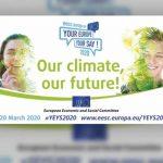 Η εκδήλωση YEYS2020  με τη μορφή εικονικής διεθνούς διάσκεψης για την κλιματική αλλαγή