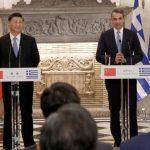 Σι Τζινπίνγκ : Η Ελλάδα και η Κίνα βρίσκονται σε σημαντική φάση μεταρρύθμισης και ανάπτυξης
