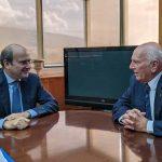 Ο Ακαδημαϊκός κ. Χρήστος Ζερεφός αναλαμβάνει Εκπρόσωπος της χώρας μας για θέματα κλιματικής αλλαγή