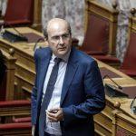 Ψηφίστηκε  το νομοσχέδιο για την απελευθέρωση της αγοράς Ενέργειας, τον εκσυγχρονισμό της ΔΕΗ
