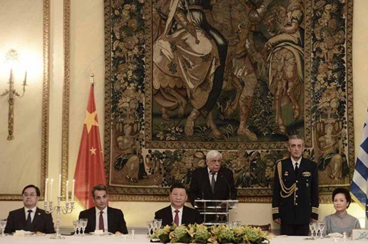 Ανοίγει ένα νέο, καθοριστικής σημασίας, κεφάλαιο στις ήδη εξαιρετικές σχέσεις μεταξύ Ελλάδας και Κίνας