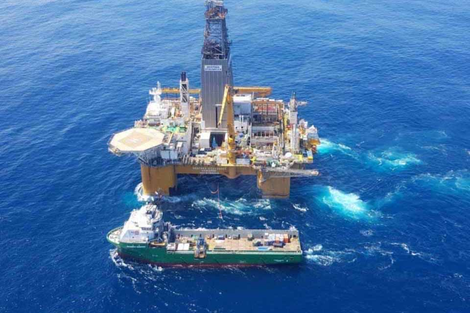 Σε γεώτρηση στο οικόπεδο 6 της κυπριακής ΑΟΖ θα προχωρήσει