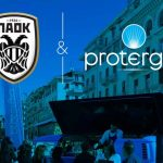 Το stand της Protergia στο κέντρο της Θεσσαλονίκης, επισκέφτηκαν δεκάδες φίλοι του ΠΑΟΚ