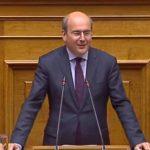 Κωστής Χατζηδάκης:Ιδιωτικοποίηση του ΔΕΔΔΗΕ σε ποσοστό 49%