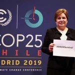 Τα βραβεία «UN Global Climate Action Awards», κατά τη διάρκεια της διάσκεψης COP25