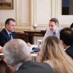 Πρωθυπουργός: Η κοινωνική ασφάλιση, η εργασία και η κοινωνική αλληλεγγύη στο επίκεντρο της πολιτικής μας