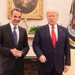 Εξαιρετική η  συνάντηση που είχε ο Κυριάκος Μητσοτάκης με τον Ντόναλντ Τραμπ στον Λευκό Οίκο
