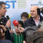 Κωστής Χατζηδάκης: Η Eco–Fest δείχνει αυτό που ονειρευόμαστε για το αύριο