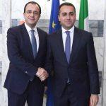 Ο Λουίτζι ντι Μάιο,  δήλωσε ότι η συμφωνία Τουρκίας – Λιβύης είναι άκυρη
