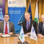 Συμφωνία ΔΕΠΑ-ΕΤΕπ για την χρηματοδότηση στην κατασκευή πλοίου τροφοδοσίας LNG