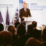 Μπρουνό Λεμέρ: Γαλλικές επιχειρήσεις να επενδύσουν στην Ελλάδα