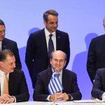 Κωστής Χατζηδάκης:   Σχέδιο ειρήνης και συνεργασίας ο αγωγός EastMed