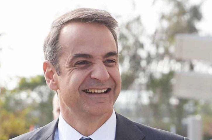 Ο Κυριάκος Μητσοτάκης, στις εργασίες του έκτακτου Ευρωπαϊκού Συμβουλίου