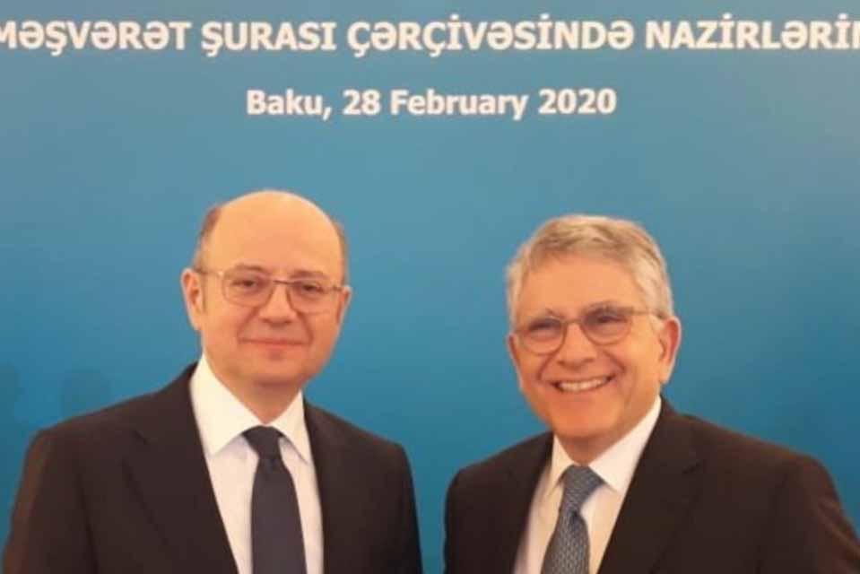 Η 6η Υπουργική Σύνοδο του Γνωμοδοτικού Συμβουλίου του Southern Gas Corridor