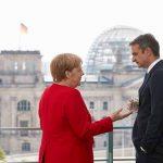Βερολίνο: Γερμανοελληνικό Οικονομικό Φόρουμ, με ομιλίες Κ.Μητσοτάκη και Α.Μέρκελ