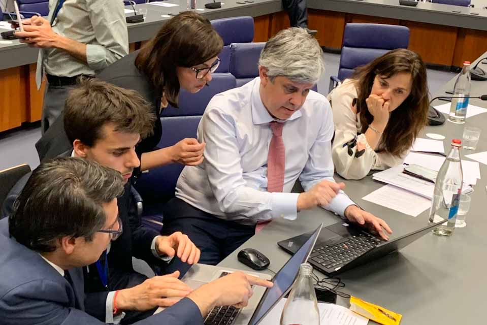 Eurogroup : Η συνέντευξη Τύπου σήμερα στις 10:00 ώρα Βρυξελλών