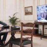 Τηλεδιάσκεψη του Πρωθυπουργού Κυριάκου Μητσοτάκη  με την ΠτΔ  Κατερίνα Σακελλαροπούλου