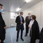 Ο Πρωθυπουργός Κυριάκος Μητσοτάκης, επισκέφτηκε το νοσοκομείο -Σωτηρία