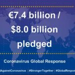 Συγκεντρώθηκαν 7,4 δισεκ. ευρώ στον «μαραθώνιο δωρητών» για το εμβόλιο COVID19