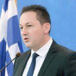 Στέλιος Πέτσας: Τα άδεια έδρανα του ΣΥΡΙΖΑ, είναι η φωτογραφία της απουσίας πολιτικής
