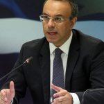 Χρ. Σταϊκούρας: Από τη Δευτέρα θα αρχίσει να «τρέχει» το πρόγραμμα SURE με στόχο την ενίσχυση της απασχόλησης
