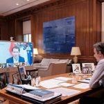 Τρίτη τηλεδιάσκεψη Κουρτς με Μητσοτάκη και άλλους αρχηγούς χωρών που αντιμετώπισαν με επιτυχία την κρίση του κορονοϊού
