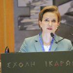 Αλεξάνδρα Σδούκου: Ανάπτυξη ΑΠΕ, θωράκιση της ενεργειακής ασφάλειας