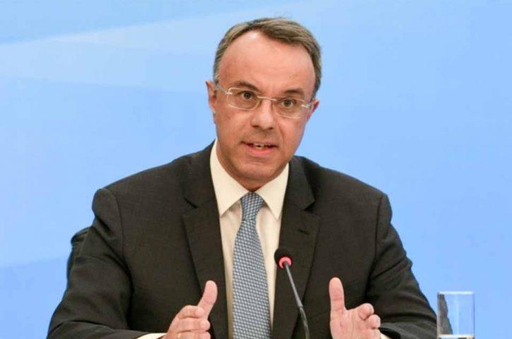 Ταο Εθνικό Αναπτυξιακό Σχέδιο παρουσίασε ο υπουργός Οικονομικών