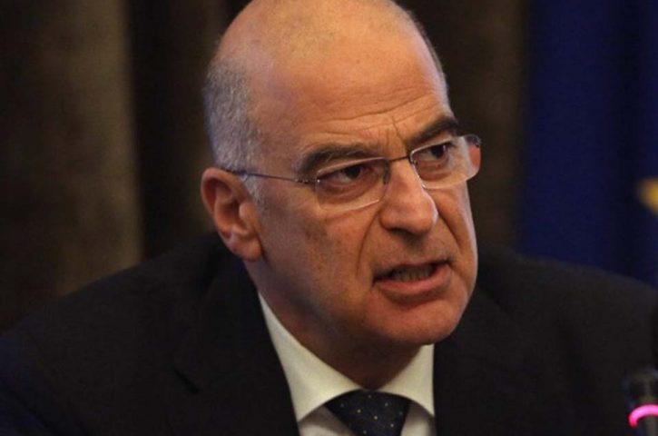 Επικοινωνία Ν. Δένδια με υπουργούς Εξωτερικών Ιταλίας και Μάλτας