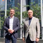 Τον Β. Μεϊμαράκη επισκέφθηκε στο ευρωπαϊκό κοινοβούλιο ο Δήμαρχος Αθηναίων