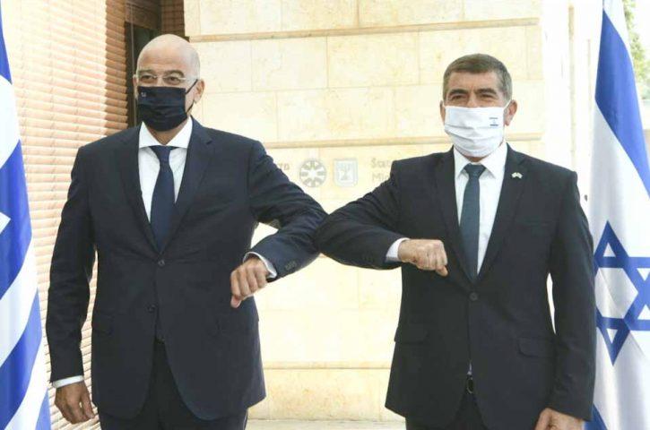 Στο Ισραήλ ο Ν.Δένδιας, η τουρκική παραβατικότητα και διμερείς σχέσεις στο επίκεντρο
