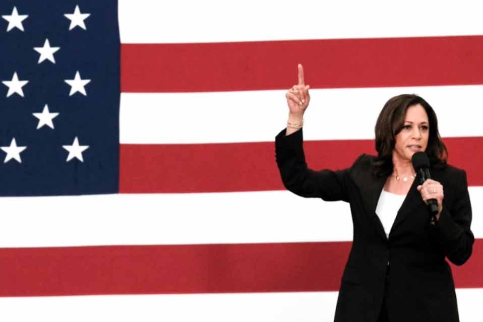 Η επιλογή της Κάμαλα Χάρις ως υποψήφιας για την αντιπροεδρία των ΗΠΑ