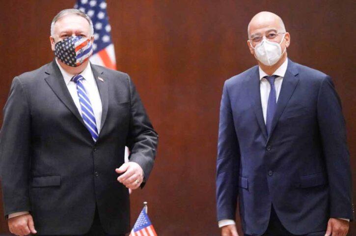 Κοινή Δήλωση Ελλάδας- ΗΠΑ: Επιβεβαιώνονται οι εξαιρετικές διμερείς σχέσεις