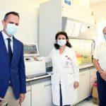 ΕΛΠΕ: Νέα Δωρεά 3.000 τεστ και συστήματος διάγνωσης COVID-19 στο Θριάσιο Νοσοκομείο