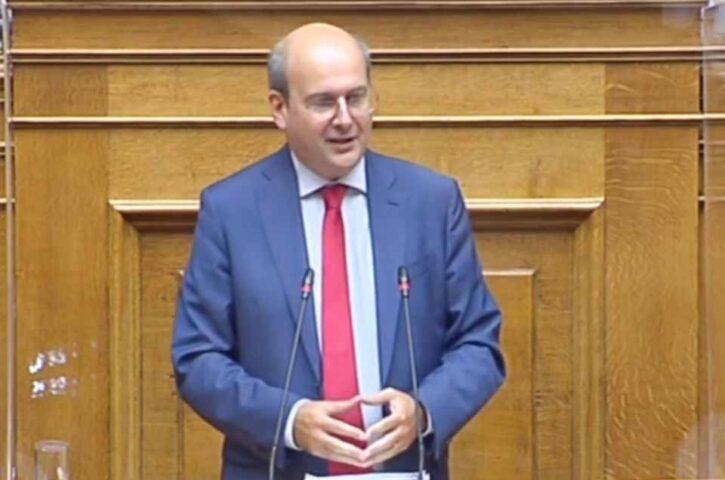 Χατζηδάκης: Παράδειγμα επιτυχίας της κυβερνητικής πολιτικής η εξυγίανση της ΔΕΗ