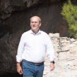 H Επίσκεψη του Κωστή Χατζηδάκη στην Πεντέλη