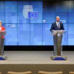Η Ε.Ε.στέλνει σήμερα μήνυμα ενότητας, αλληλεγγύης και αποφασιστικότητας