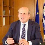 Κωστής Χατζηδάκης:Τροποποιήσεις για την εκτός σχεδίου δόμηση και μέτρα για τον λογαριασμό των ΑΠΕ