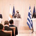Πρωθυπουργός: Με  οδηγό  το Διεθνές Δίκαιο, τα Βαλκάνια και η Αν. Μεσόγειος μπορούν να γίνουν περιοχές ειρήνης και σταθερότητας