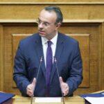 Χρήστος Σταϊκούρας: Τέλος εβδομάδας η πλατφόρμα για την Επιστρεπτέα Προκαταβολή 4