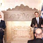 Παράδειγμα ειρήνης και συνεργασίας η εμβληματική συμφωνία Ελλάδας-Αιγύπτου για τις θαλάσσιες ζώνες
