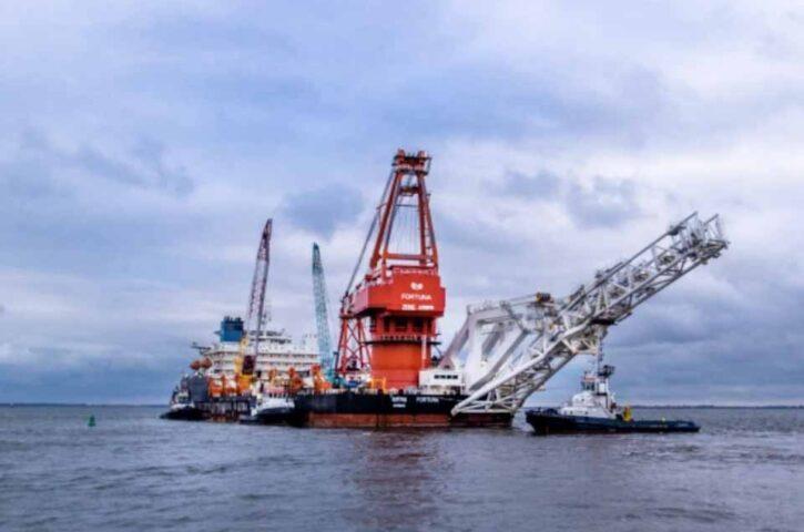 Κυρώσεις στο πλοίο Fortuna που κατασκευάζει τον αγωγό φυσικού αερίου Nord Stream-2