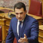 Κώστας Σκρέκας: H Ελλάδα γίνεται ενεργειακός κόμβος μεταφοράς φυσικού αερίου