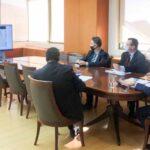 Πολυμερής τηλεδιάσκεψη, με κοινή πρωτοβουλία των Κώστα Σκρέκα και Yuval Steinitz