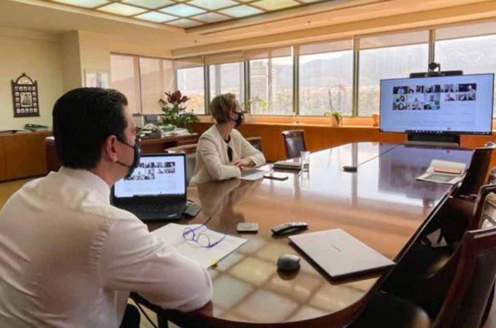 Ενημέρωση του ΥΠΕΝ,  στις διπλωματικές αντιπροσωπείες στην Ελλάδα
