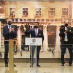 Την έναρξη,  της εβδομάδας ενέργειας, κήρυξε στο Χρηματιστήριο Αθηνών, ο  Κώστας Σκρέκας