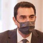 Συμμετοχή του Κώστα Σκρέκα, στο άτυπο Συμβούλιο Υπουργών Ενέργειας της ΕΕ