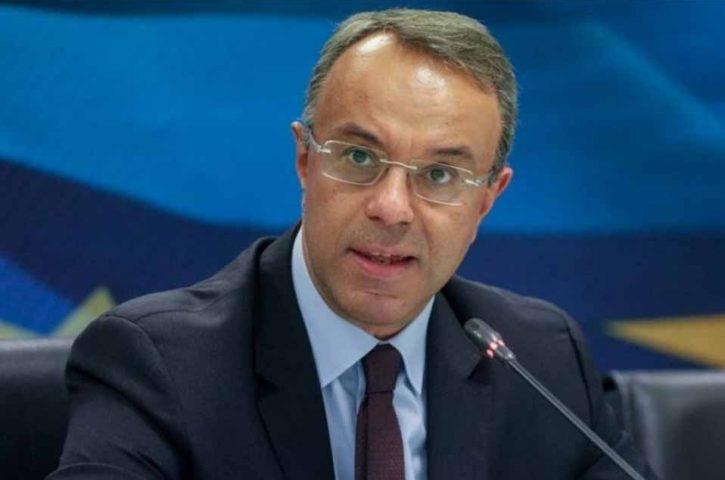 Χρ. Σταϊκούρας: Κούρεμα, επιχειρηματικών δανείων που εντάσσονται στο -ΓΕΦΥΡΑ 2